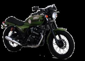 FXF HI-SPEED INFINITY 150CC bike