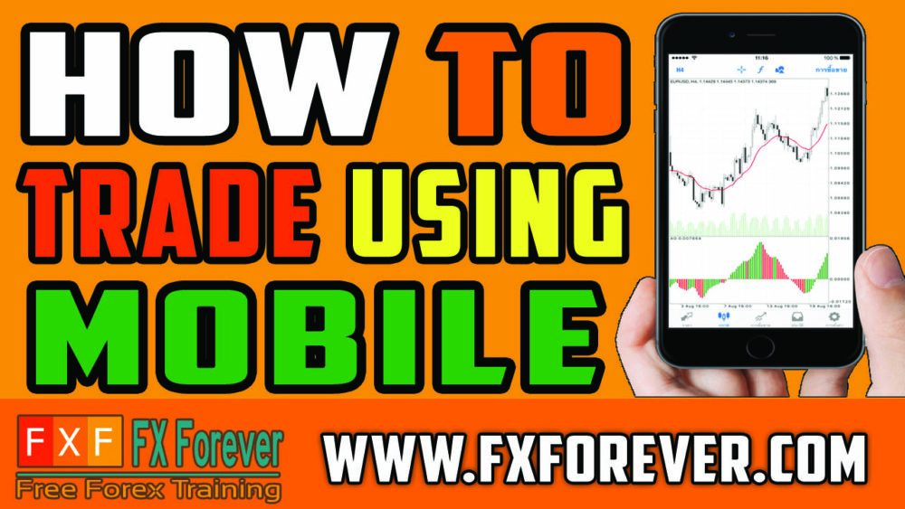 MT4 Mobile Tutorial for Beginners