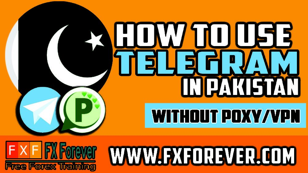 How to use telegram with proxy